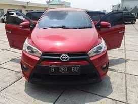 Toyota Yaris S TRD Sportivo 2015 Automatic Cash or Kredit n TT