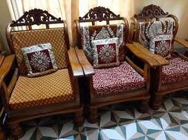 3 set of sofa ..pure shegun