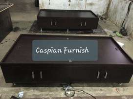 Caspian Furniture :- Single bed deewan with Storage