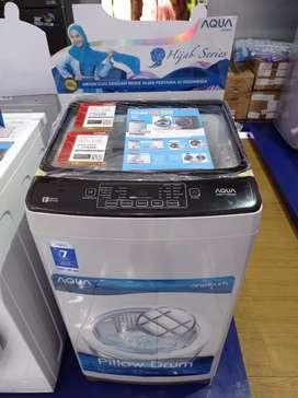 mesin cuci 1 tabung,bisa kredit tanpa pembayaran Dp
