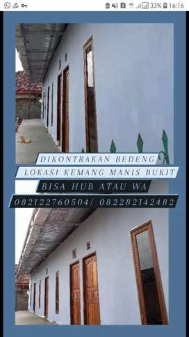 BEDENG DIKONTRAKAN LOKASI Dekat UNSRI Dan Palembang square