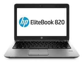 "Refurbished(second hand)laptop Hp elitebook 820g2/core i5/14""screen"
