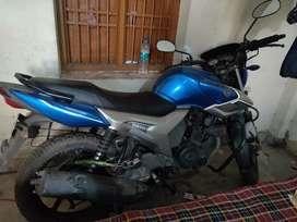 Yamaha SZ r new condition and good performance