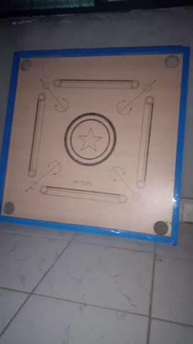 Carrom for seal