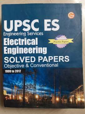 Electrical Engineering - UPSC IES solved papers