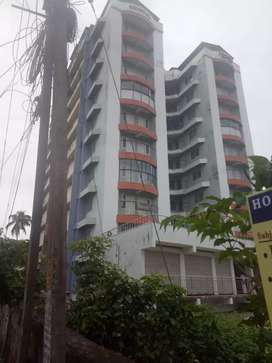 Flat on nh kollam