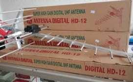 Agen/jasa pemasangan antena TV dan parabola mini