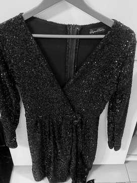 di jual dress warna hitam