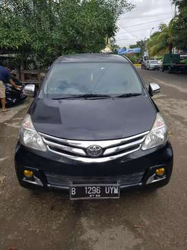 Toyota All New Avanza 1.3 Type G Manual Tahun 2015