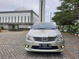 Grand New Kijang Innova G, AT 2011 facelift angsuran  Rp.3.775.000