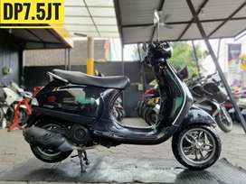 Vespa LX 125 Face Lift 2020, KM 10Rb-Like New Condition,Mustika Motor