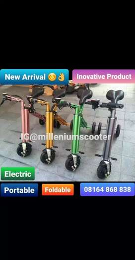Skuter/skuter listrik/ skuter elektrik/ skuter lipat/scooter electric