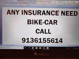 Car and  bike insurance