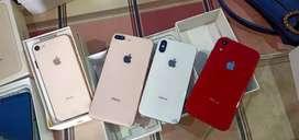 I phone X White colour unlocked model