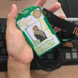 Cetak Id Card Custom