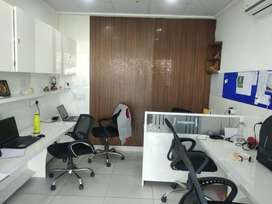 Co-working space _ Alpha plaza in Greater Noida