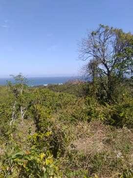 Tanah 5 Hektar view pantai