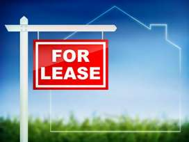 Property on a lease for bank and atm