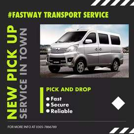 Pick & drop on New karvaan (MPV)