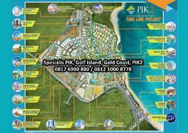 Dijual Kavling Komersial PIK 2, 2748 M2, Lokasi Bagus