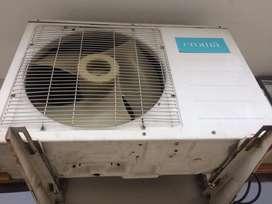 Working Split AC 1.5 Ton Tata Croma make