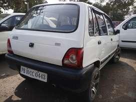 Maruti Suzuki 800 Std BS-II, 2007, Petrol