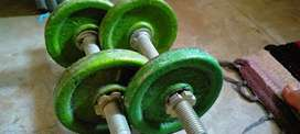 Dumbles for fitness