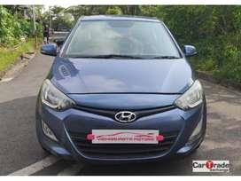 Hyundai I20 i20 Sportz (AT), 1.4, 2012, Petrol