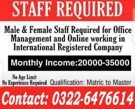 Now Earn Extra Money Through Online Work On Social Sites