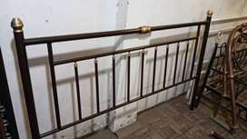 Double Bed wrought iron Superb Excel Design plus Material