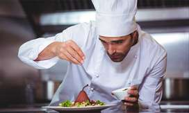 Required Chef & Senior Chef at Mohali, Chandigarh,Panchkula