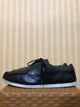 sepatu kulit bekas timberland 6051r moccasin