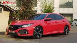 All New Honda Civic Turbo 1.5 E CVT Hatchback 2018 Akhir Persis Baru!!