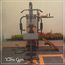 Home Gym 3 Sisi // XTra 12.52