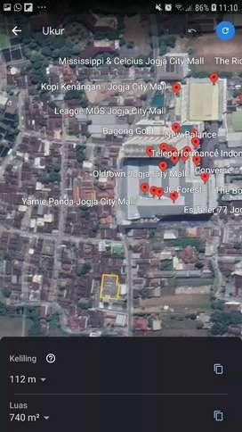 Rumah kost 13 km 6km 6ac disewakan