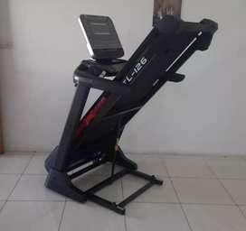 BIG Treadmill Komersil Elektrik TOTAL Fitness TL-126