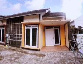 Rumah Dikontrakan, minimalis, bebas banjir, harga terjangkau