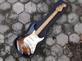 Squier by fender classic vibe 50s stratocaster model gitar strato