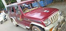 Mahindra Bolero ZLX BS III, 2005, Petrol