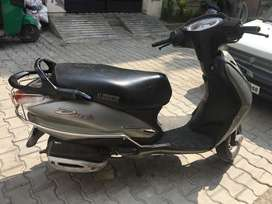 Metal body,telescopic front suspension,mobile charging port&boot light
