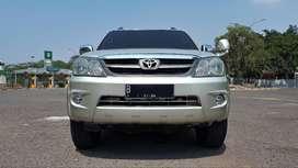 Fortuner 4x4 2.7 V AT 2008 - DP 10 JT - Bensin Matic - Toyota