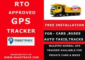 RTO APPROVED GPS TRACKER FOR CABS,TRACKS,AUTO TAXIS,BUSES,TRAVELLER