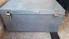 Aluminium trunk