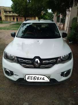 Colour white good condition any no problem in car