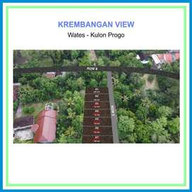 PROMO DISKON 25% Tanah SHM Dekat Calon Kampus Atmajaya Wates