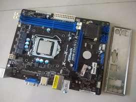 Core i3 2120 + Asrock H61