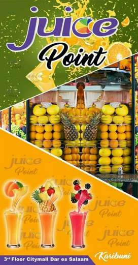 I want sale for Juice point