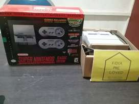 SUPER NINTENDO Mini Bonus Games Full Set
