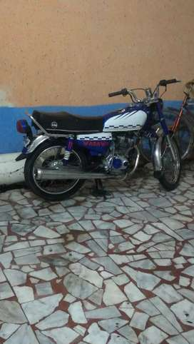 I am selling my zxmco 125 plz read add