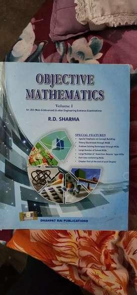R. D sharma Objective mathematics